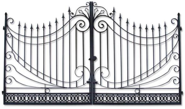 Gated Entrance Neighborhoods Marietta GA